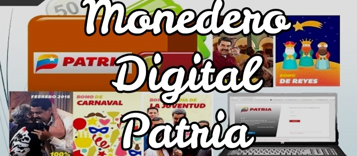 monedero digital patria venezuela